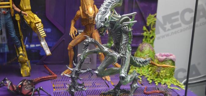 SDCC 2016: NECA Toys Aliens Display & Series 10 Announced