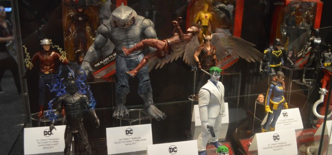 Mattel: DC Multiverse 6″ King Shark Collect & Connect Wave 5 Case Assortment Ratio Revealed