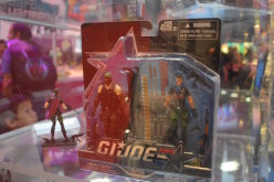 SDCC 2016: Hasbro G.I. Joe Display & Release Date Update