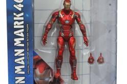 Marvel Select Captain America: Civil War Figures In Packaging