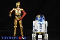 Disney Store Exclusive Star Wars Elite Series C-3PO & R2-D2 Diecast Figures Review