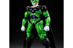 Dragon Ball Z Perfect Cell & Gohan Super Saiyan 2 Figure-rise Model Kits