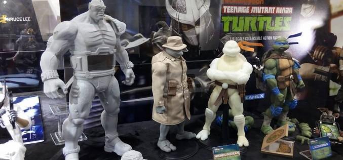 DreamEx: Teenage Mutant Ninja Turtles On Display In Hong Kong