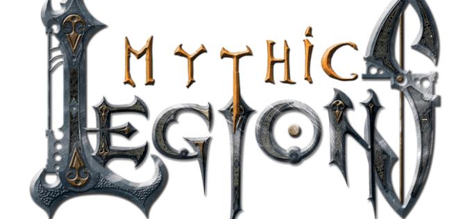 SDCC 2016 – Four Horsemen Studios Mythic Legions Wave 1.75 & More