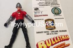 G.I. JoeCon 2016 – Customizing Class Bulletman Exclusive Figure