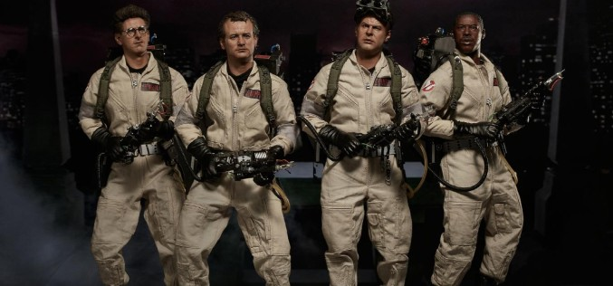 Blitzway Ghostbusters Official Images For Sixth Scale Figures