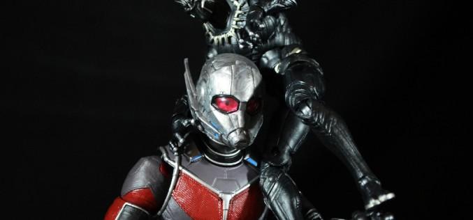 Hasbro Marvel Legends 6″ Captain America: Civil War – Black Panthor & Giant Man Review