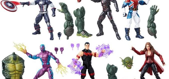 Hasbro Marvel Legends 6″ Captain America: Civil War – Abomination Build-A-Figure Wave 3 Pre-Orders