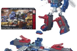 Giveaway – Hasbro Transformers Titans Return Titan Class Fortress Maximus