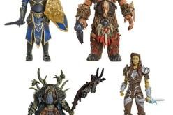 JAKKS Pacific Warcraft 6″ Action Figures Wave 2 Pre-Orders