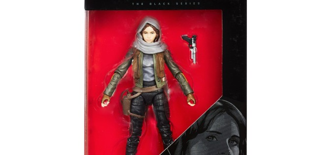 Hasbro Star Wars: Rogue One – The Black Series 6″ Jyn Erson Official Press Images