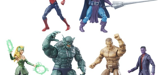 Hasbro San Diego Comic-Con 2016 Exclusives On HasbroToyShop Today (Update)