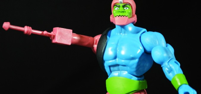 Masters Of The Universe Classics Club Grayskull Filmation Trap Jaw Review