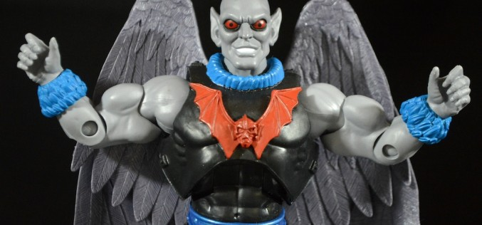 Masters Of The Universe Classics Vultak Review