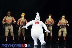 Mattel Ghostbusters 2016 Movie 6″ Figures Review
