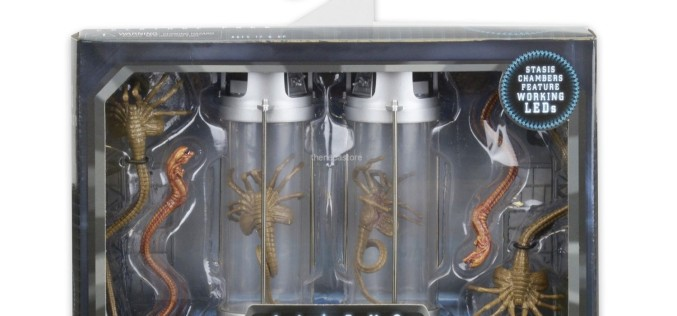 NECA Toys Shipping This Week: Ghostbusters, Aliens, Deadpool & Dynamic Action Figure Stands