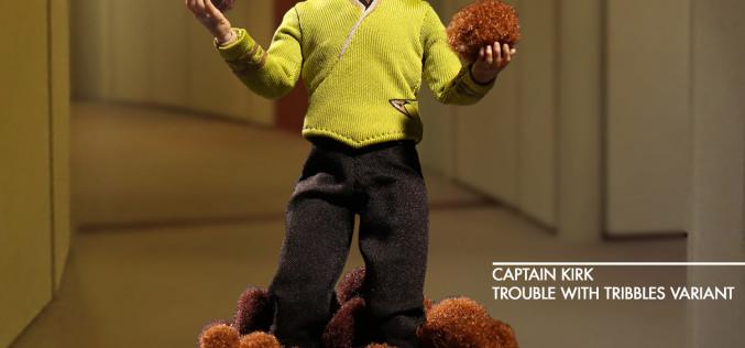Mezco SDCC 2016 One:12 Collective Star Trek Captain Kirk Closer Look