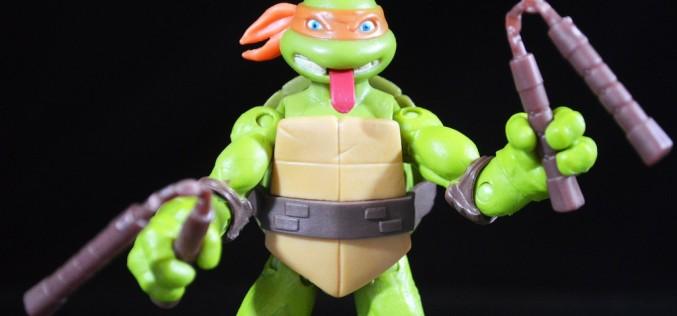 Playmates Toys Teenage Mutant Ninja Turtles Tongue-Poppin' Mikey Review