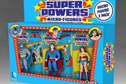 Gentle Giant Ltd. SDCC 2016 Exclusive DC Super Powers Micro Figure 3 Pack