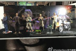 Ghostbusters Sixth Scale Figures On Display In Hong Kong