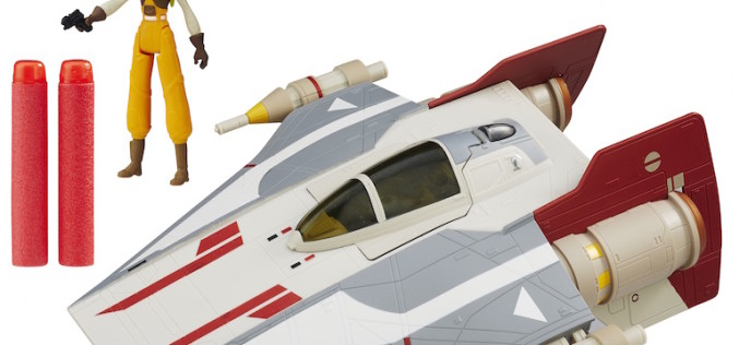 Hasbro Star Wars SDCC 2016 Reveals Official Press Images