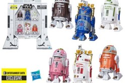 Entertainment Earth Exclusive Hasbro Star Wars The Black Series Astromech Droids 3 3/4″ In Stock Now