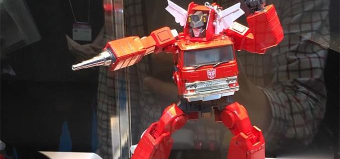 Takara-Tomy Transformers Masterpiece MP-33 Inferno