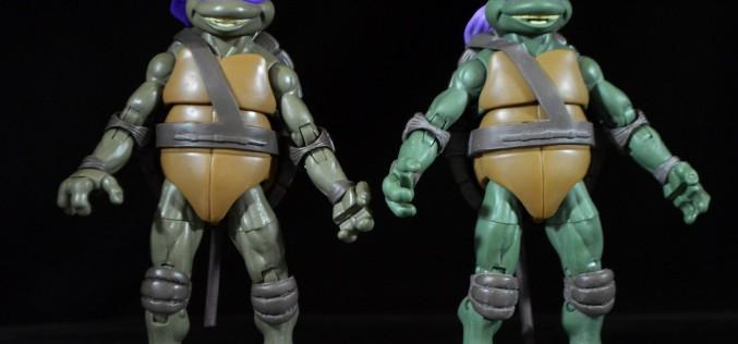 Wal-Mart Exclusive Teenage Mutant Ninja Turtles Secret Of The Ooze Donatello Review