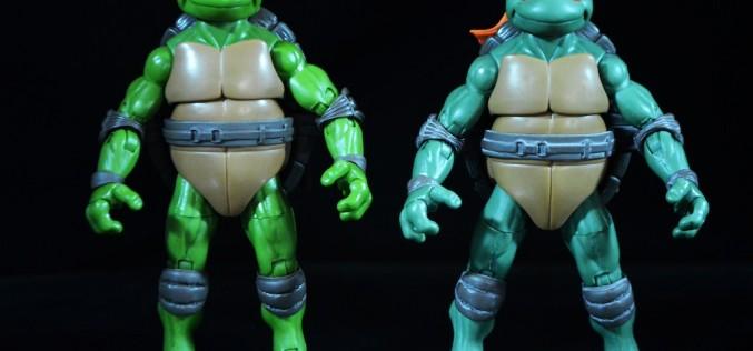 Wal-Mart Exclusive Teenage Mutant Ninja Turtles Secret Of The Ooze Michelangelo Review