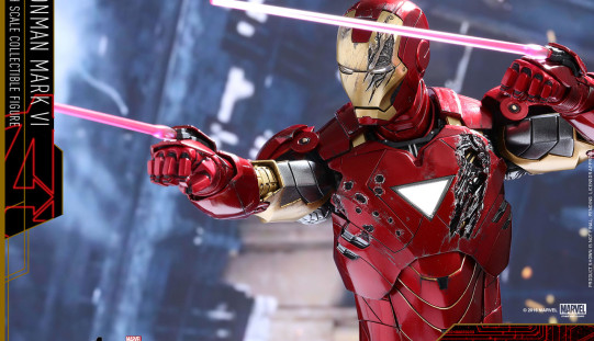 Hot Toys Iron Man Mk VI Marvel Sixth Scale Figure Pre-Orders