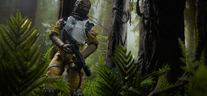 Star Wars Bossk Sixth Scale Figure Pre-Orders