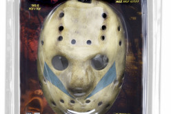 NECA Toys Shipping This Week: Friday The 13th Part V Mask Prop Replica