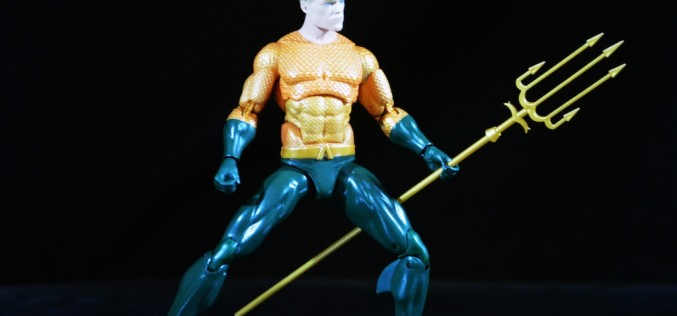 DC Collectibles Icons 6″ Aquaman Review