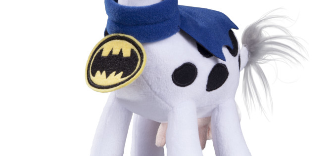 DC Collectibles Announces New DC Super-Pets Plush Toys Bat-Cow, Crackers And Giggles