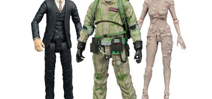 Diamond Select Toys Ghostbusters Select 7″ Series 4 In Stock Now