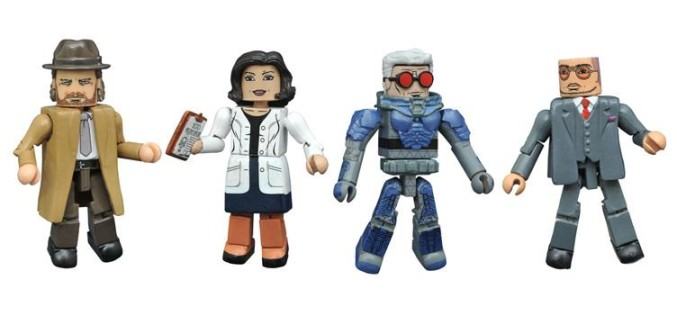Diamond Select Toys Gotham Minimates Series 4