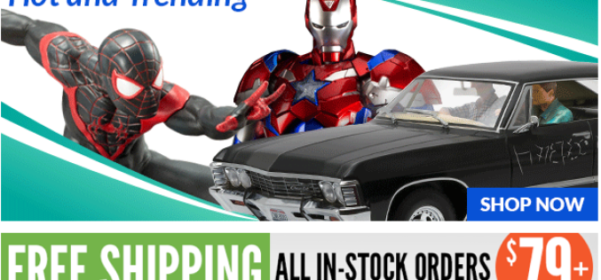 Entertainment Earth: Gentle Giant, Batman, Star Wars, Ghostbusters & More