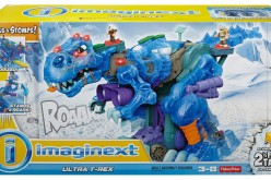 Fisher-Price Imaginext Ultra T-Rex – Ice Figure In Stock On Amazon