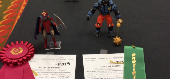 G.I. JoeCon 2016 – Customizing Contest Video Walkthrough