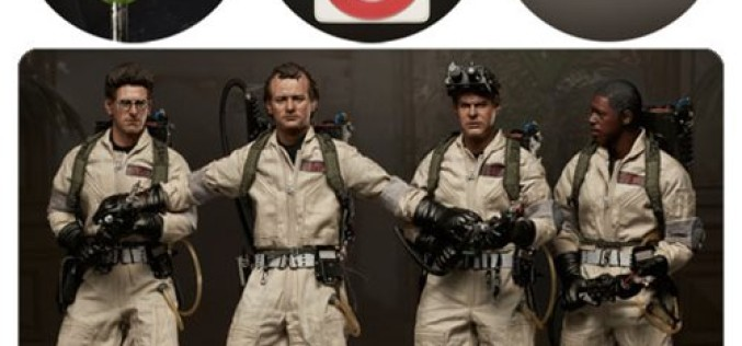 Blitzway Ghostbusters 1984 Sixth Scale Figure Pre-Orders