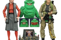 Diamond Select Toys In Stores Now: Ghostbusters Select Series 3 & Ant-Man