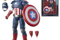 Hasbro Marvel Legends 12″ Captain America, Iron Man & Spider-Man Figures Now Available
