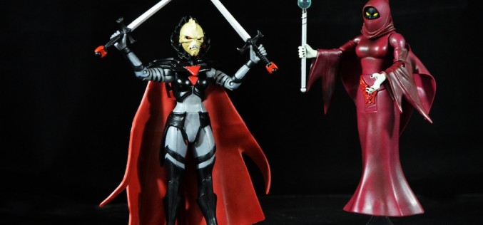 Masters Of The Universe Classics Despara Review