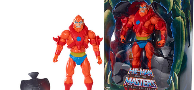 Mattycollector August 2016 Sale – Filmation Beast Man & SDCC