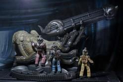 NECA Toys Alien Fossilized Space Jockey Foam Replica