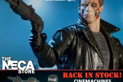 NECA Toys Terminator ‪Ultimate‬ Police Station Assault T-800 & Cinemachines On Amazon & eBay Storefronts