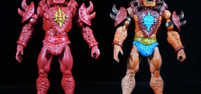PowerCon 2016 Exclusive Masters Of The Universe Classics Red Beast Man Review