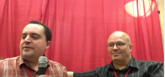 PowerCon 2016 – Video Interview With Four Horsemen Studios Cornboy