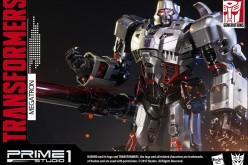 Prime 1 Studio Transformers Generation 1 Megatron Statue