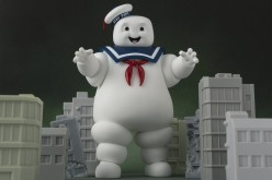 S.H. Figuarts Ghostbusters Stay Puft Marshmallow Man Figure